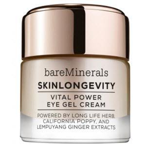 bareMinerals skinlongevity vital power eye cream gel