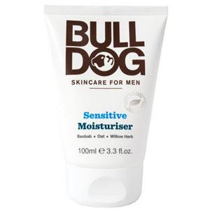Bulldog Sensitive Moisturiser för män